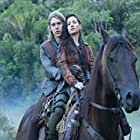Ivana Baquero and Austin Butler in The Shannara Chronicles (2016)