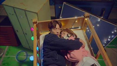 Lee Song-Kyoung and Nam Joo-Hyuk in Yeokdoyojeong Gim Bokju (2016)