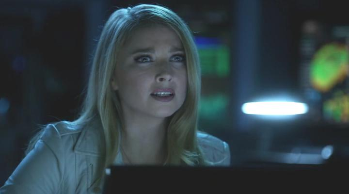Elisabeth Harnois dalam CSI: Immortality (2015)