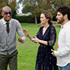 Leighton Meester, Adam Pally, and Yassir Lester in Making History (2017)