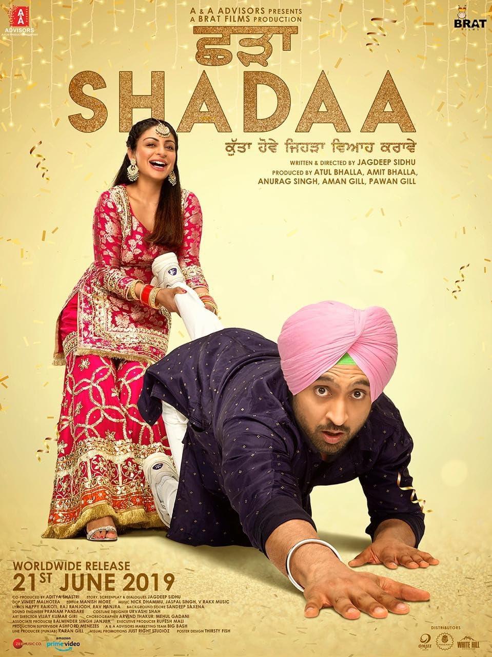 Shadaa (2021) Hindi Dubbed ORG 1080p HDRip 1.3GB Download