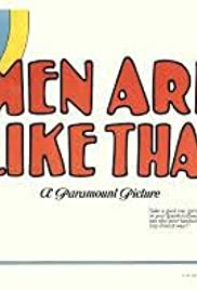 Men Are Like That Poster