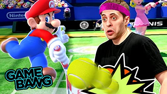 Watch 2016 movies first MARIO TENNIS BALL BUSTERS by none [4K]