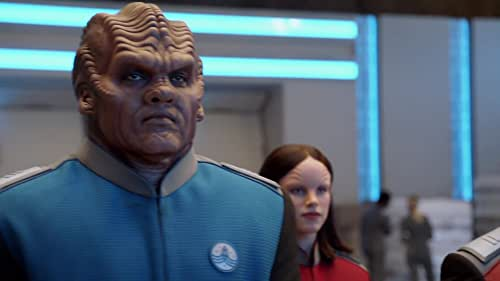 The Orville: Bortus & Claire Share Their Unique Backgrounds