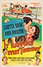 It Happens Every Thursday (1953) Poster