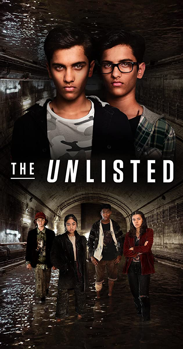 Download The Unlisted or watch streaming online complete episodes of  Season 1 in HD 720p 1080p using torrent