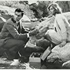 Anne Francis and George Maharis in The Satan Bug (1965)
