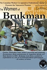 The Women of Brukman Poster