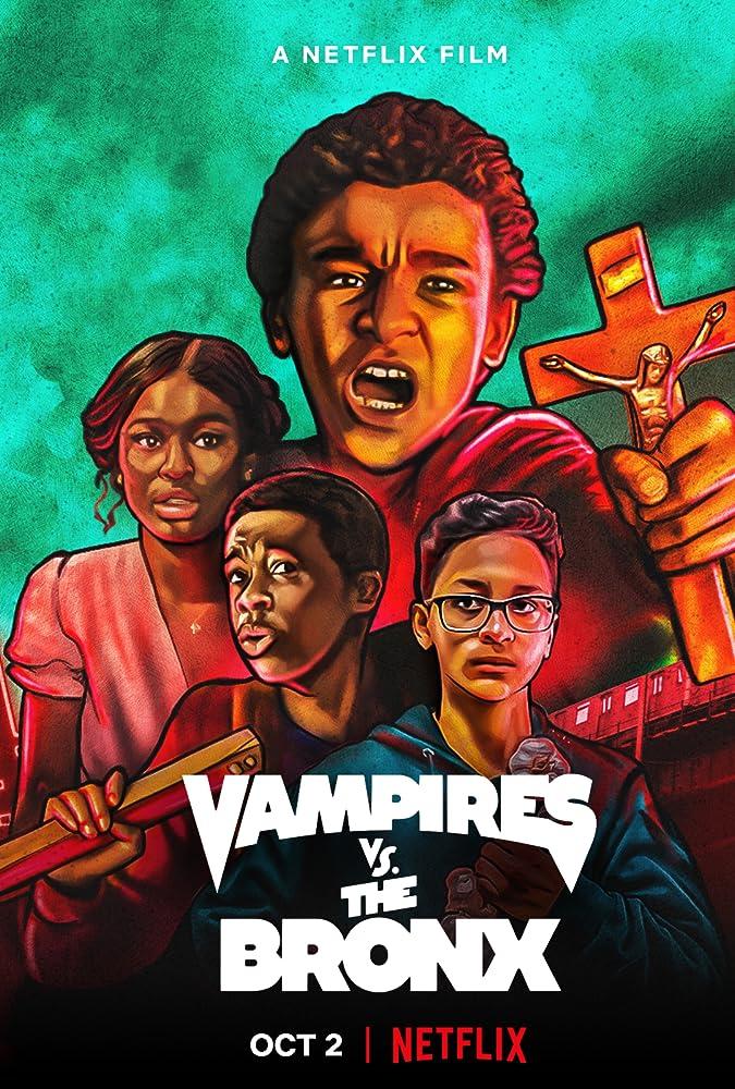 Vampires vs. the Bronx(2020)