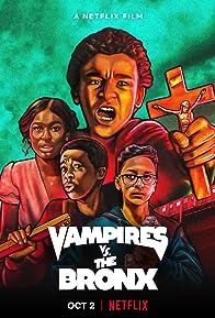 Primary photo for Vampires vs. the Bronx