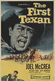 The First Texan Poster