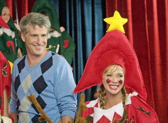 lauren holly and rick roberts in the town christmas forgot 2010 - The Town Christmas Forgot