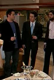 Joey and the Wedding Poster