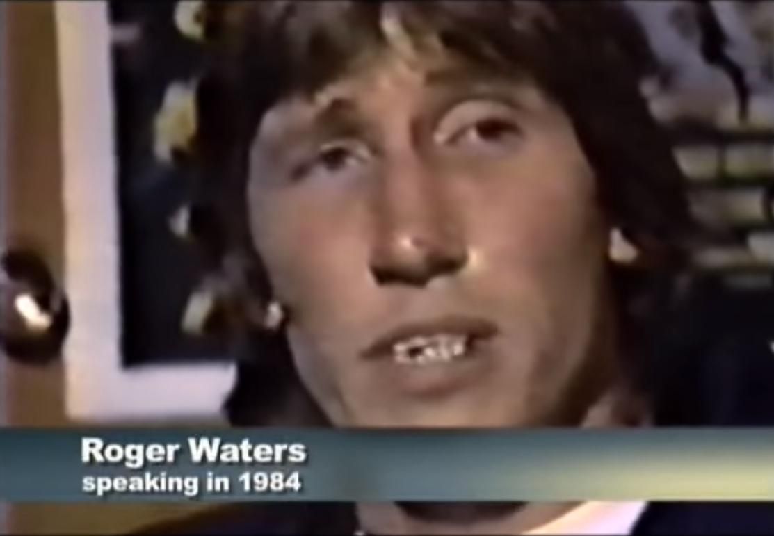 Roger Waters in Whatever Happened to Pink Floyd? The Strange Case of Waters and Gilmour (2011)