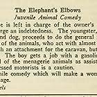 The Elephant's Elbows (1928)
