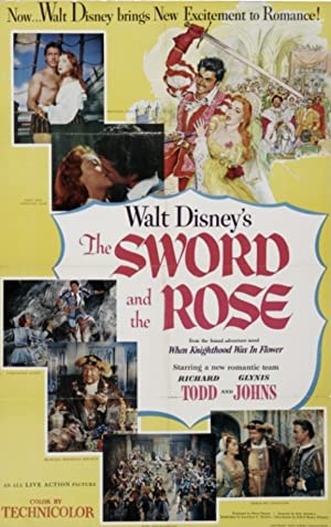 Where to stream The Sword and the Rose