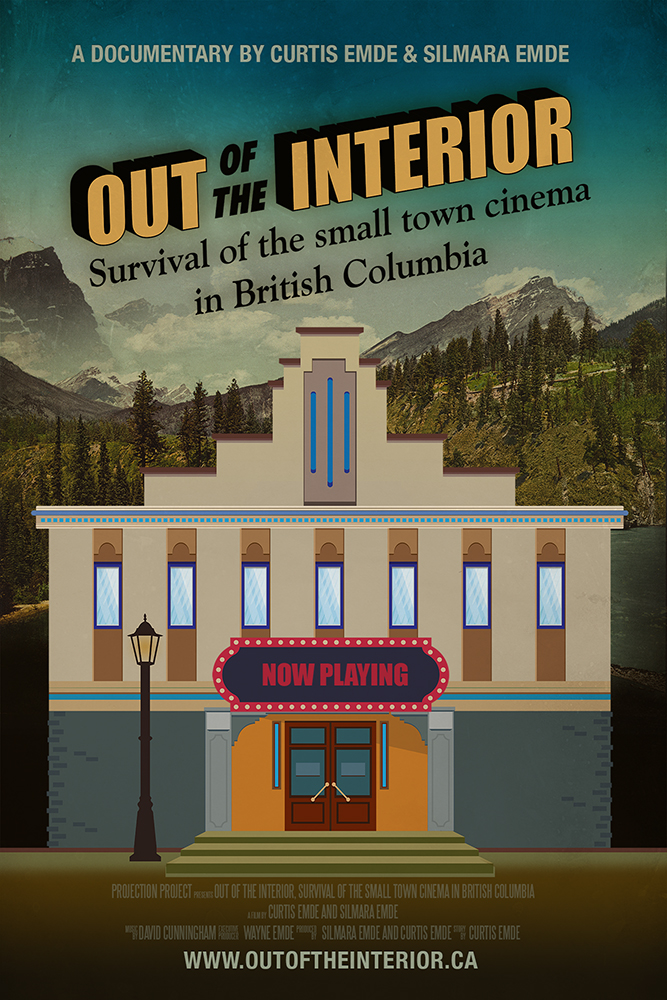 Out of the Interior: Survival of the small-town Cinema in British Columbia 2017