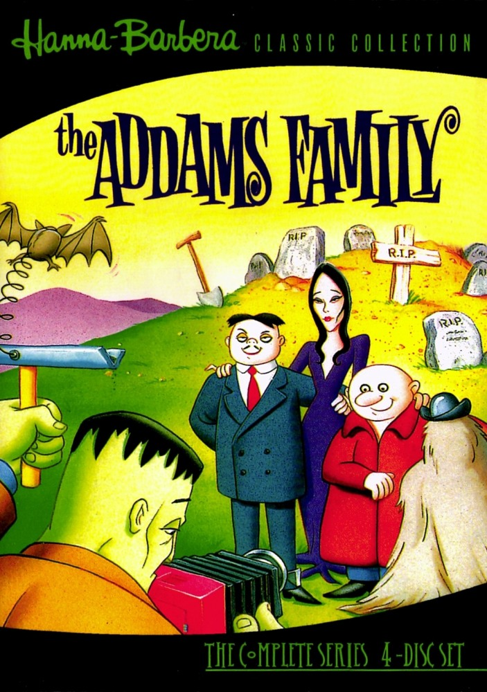 The Addams Family (1973) Latino Por Mega