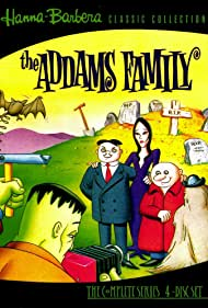 The Addams Family (1973) Poster - TV Show Forum, Cast, Reviews