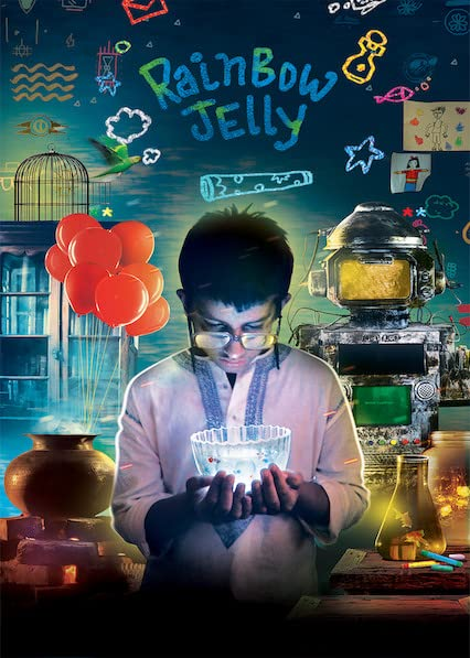 Rainbow Jelly (2018) Bengali NF WEB-DL x264 AAC Esub