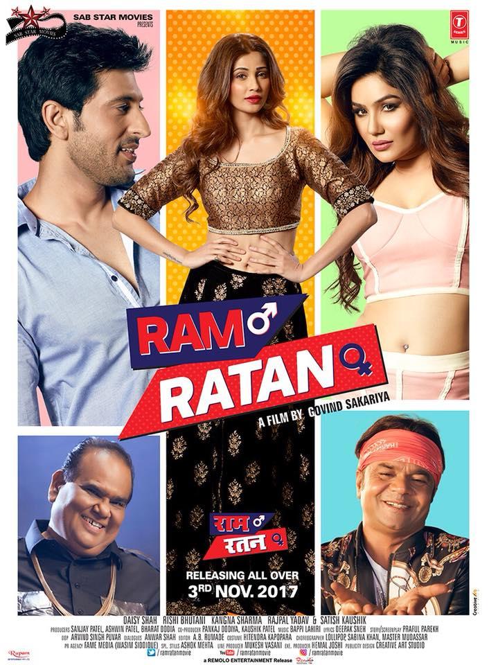 Ramratan (2017) Hindi 720p WEB-HD x264 AAC 1GB Download