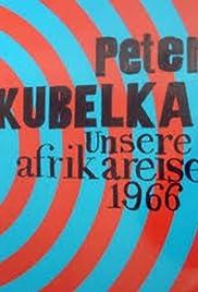 Unsere Afrikareise Poster