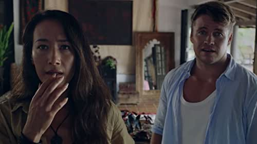 Vacationing on an island off the coast of Thailand, Christine (Maggie Q) and Neil Oliver (Luke Hemsworth) awake hungover and with no memory of the previous night. They find footage on Neil's camera, and watch, horrified, as Neil appears to murder Christine. With twenty-four hours until the next ferry and a typhoon threatening the island, Christine and Neil attempt to reconstruct the night's events—and are snared in a web of mystery, black magic, and murder.