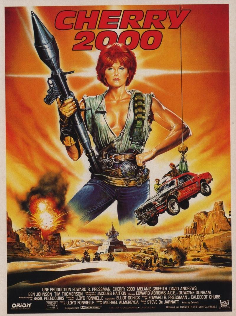 Resultado de imagem para cherry 2000 movie poster