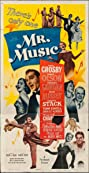 Mr. Music (1950) Poster