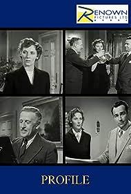 John Bentley, Kathleen Byron, and Stuart Lindsell in Profile (1954)