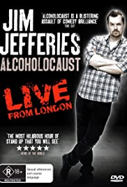 Jim Jefferies Alcoholocaust (2010) Poster - Movie Forum, Cast, Reviews