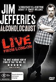 Jim Jefferies Alcoholocaust Poster