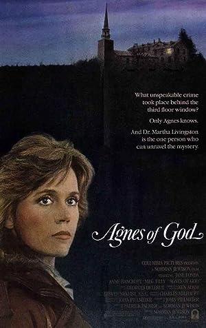 Agnes of God Poster Image