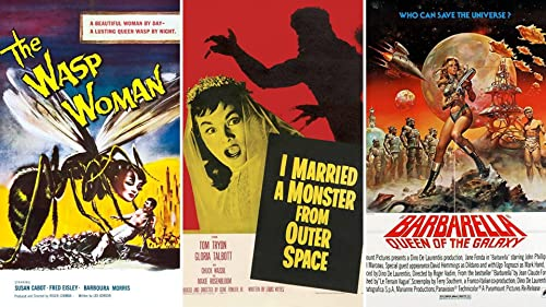 Our Favorite B-Movie Posters gallery