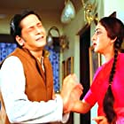 Bindiya Goswami and Amol Palekar in Golmaal (1979)