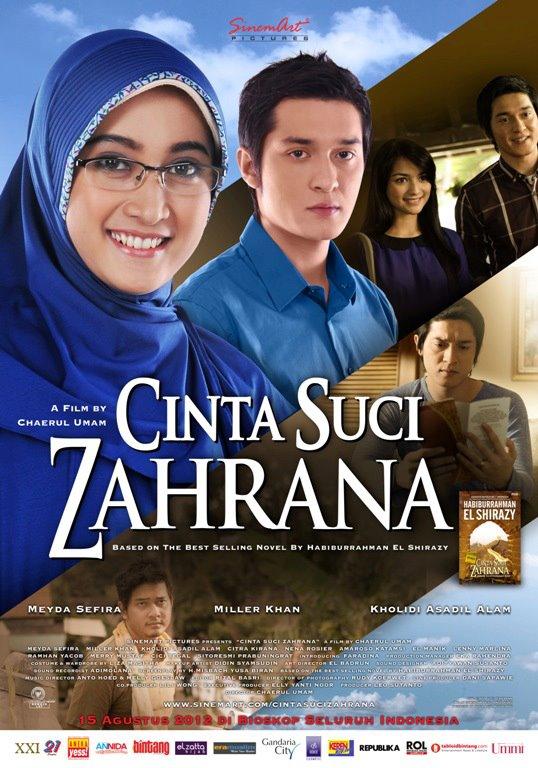 FILM - Cinta Suci Zahrana (2012)