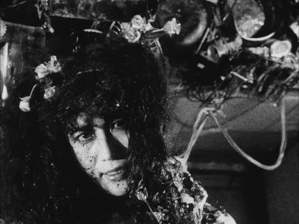 Kei Fujiwara in Tetsuo (1989)
