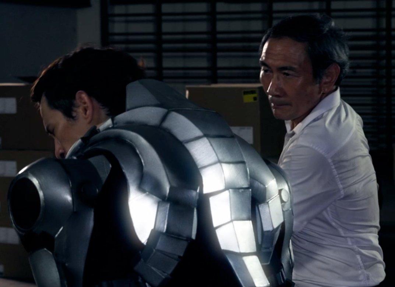 Kay Tong Lim and Shane Mardjuki in 2025 (2015)