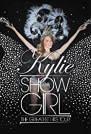Kylie 'Showgirl': The Greatest Hits Tour Poster
