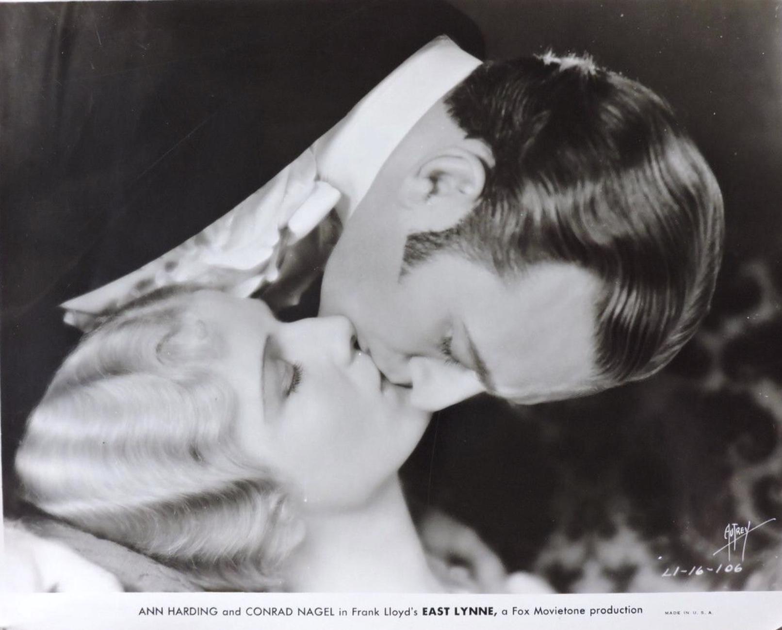 Ann Harding and Conrad Nagel in East Lynne (1931)