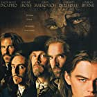 Leonardo DiCaprio, Gabriel Byrne, Gérard Depardieu, Jeremy Irons, and John Malkovich in The Man in the Iron Mask (1998)