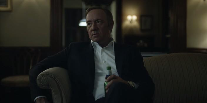 Kevin Spacey in House of Cards (2013)
