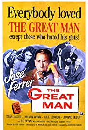 The Great Man Poster