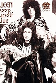 Queen: Keep Yourself Alive, Version 2 Poster