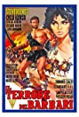 Goliath and the Barbarians (1959) Poster