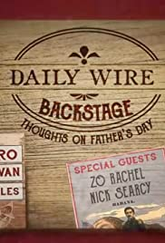 Daily Wire Backstage Poster