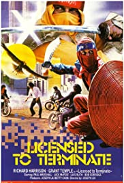 Ninja Operation: Licensed to Terminate (1987) starring Richard Harrison on DVD on DVD