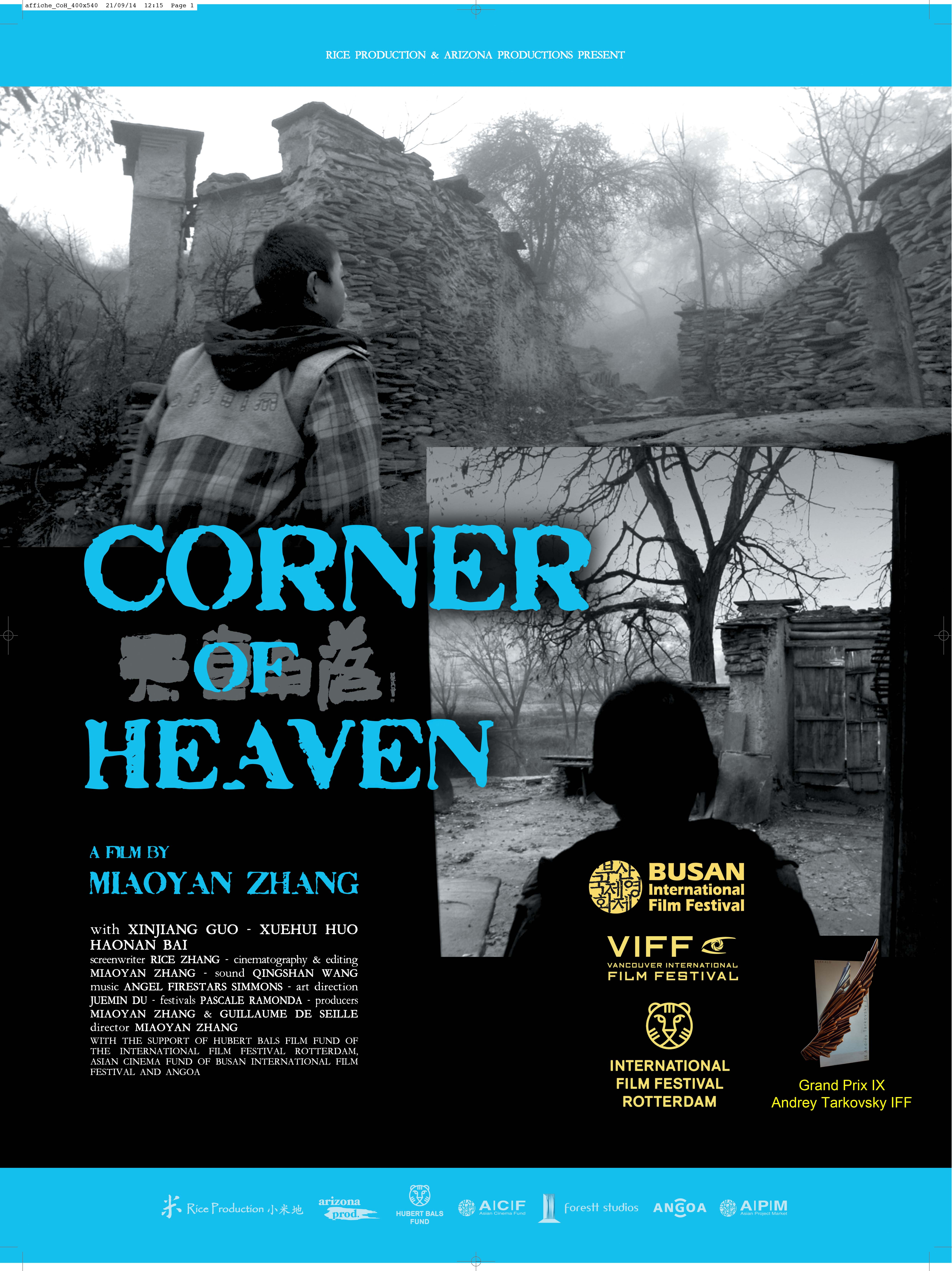 دانلود زیرنویس فارسی فیلم A Corner of Heaven