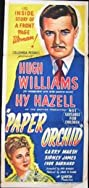 Paper Orchid (1949) Poster