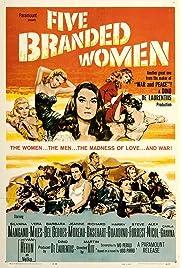##SITE## DOWNLOAD 5 Branded Women (1960) ONLINE PUTLOCKER FREE